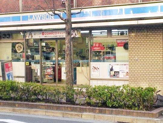 西武新宿駅北口 ローソン前